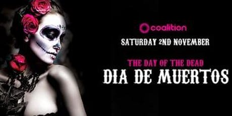 Day of the Dead Party 2/11/2019 tickets