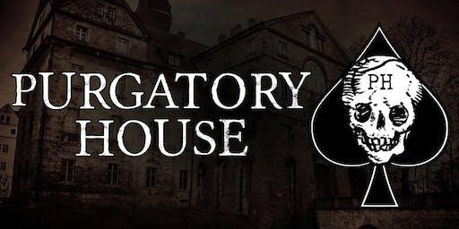 Purgatory House - A Spooky Halloween RPG