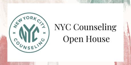 NYC Counseling Open House for Mental Health and Related Professionals tickets