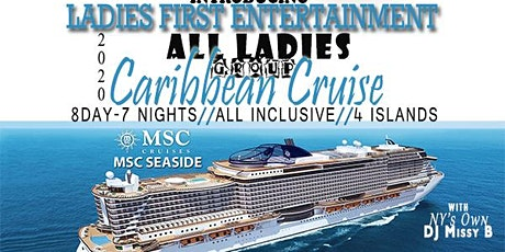 The 2nd Annual All Ladies Group Caribbean Cruise tickets