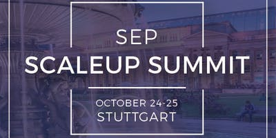Scaleup Summit Stuttgart - The Gala Dinner