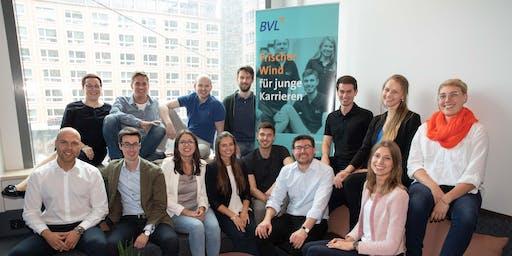 Vitamin BVL in München - Dein Karriereeinstieg in Logistik, SCM + IT