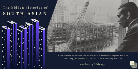 The Hidden Histories of South Asian Chicago tickets