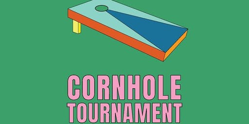 East Falls Cornhole Tournament at the Beer Garden