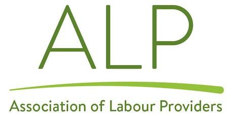 ALP Regional Meeting - Chichester 27/11/19 tickets