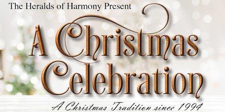 Heralds of Harmony Christmas Celebration 2019 tickets