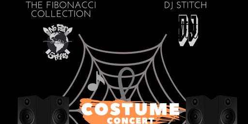 The Fibonacci Collection's Halloween Costume Concert