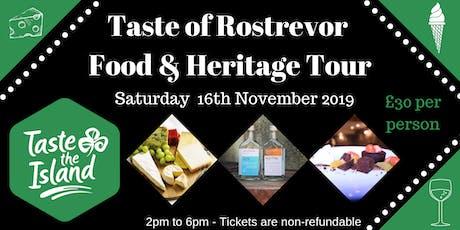 Taste of Rostrevor Food & Heritage Tour tickets