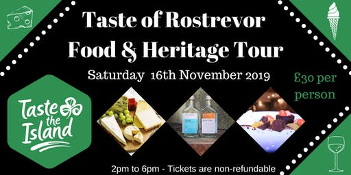 Taste of Rostrevor Food & Heritage Tour