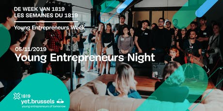 Young Entrepreneurs Night billets