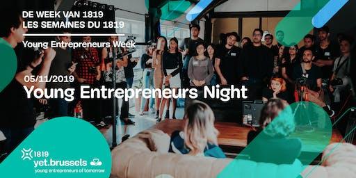 Young Entrepreneurs Night