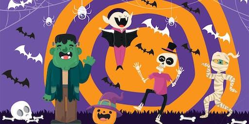 Halloween in Cascina Merlata - Animazione per bambini