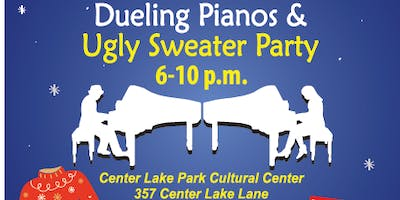 Duelling Pianos & Ugly Sweater Party