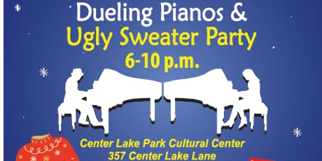 Dueling Pianos & Ugly Sweater Party tickets