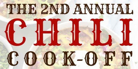 2nd Annual Chili Cook-Off! tickets