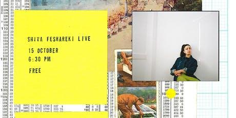 LABS: Shiva Feshareki Live + Q & A tickets