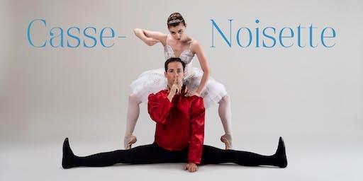 Casse-Noisette du Ballet Eddy Toussaint