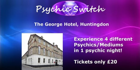 Psychic Switch - Huntingdon tickets