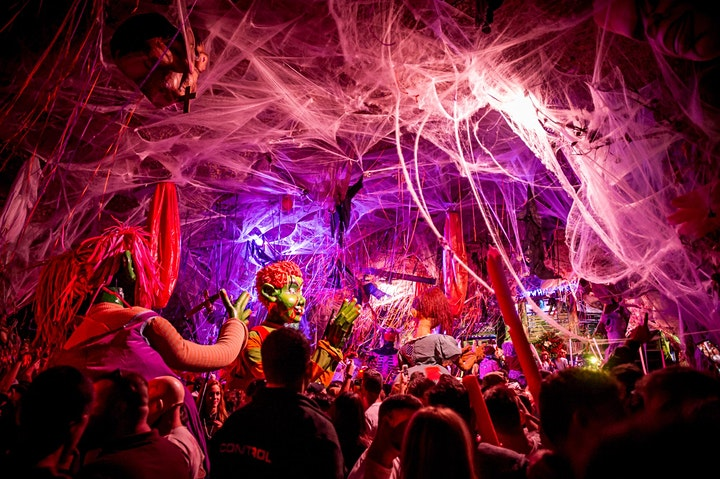 elrow London - Horroween at The Drumsheds image