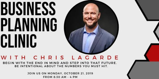 Business Planning w/ Chris LaGarde