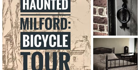 Haunted Milford Bicycle Tour - Lifecycle tickets