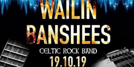 The Wailin Banshees at Sandinos tickets