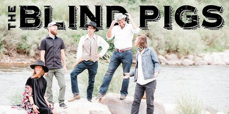The Blind Pigs tickets