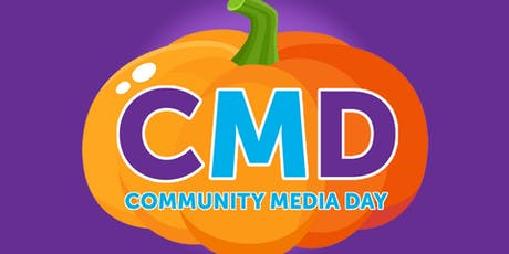 Halloween Party - Community Media Day tickets