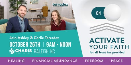 Terradez at Charis Raleigh tickets