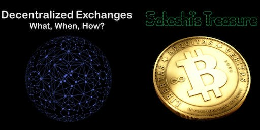 State of Decentralized Exchanges & Satoshi's Treasure Mini-Hunt
