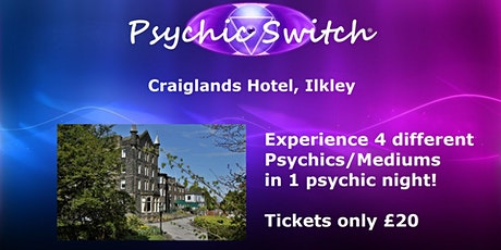 Psychic Switch - Ilkley tickets