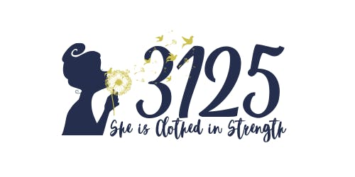 She is Clothed in Strength