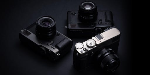 Fujifilm X-Series Touch & Try Day – The Flash Centre, London