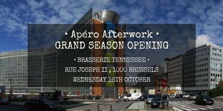Apéro Afterwork • Grand Season Opening • Brasserie Tennessee tickets