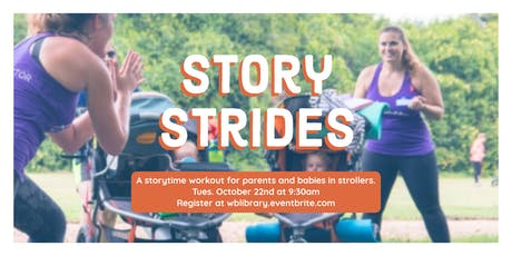 Story Strides tickets