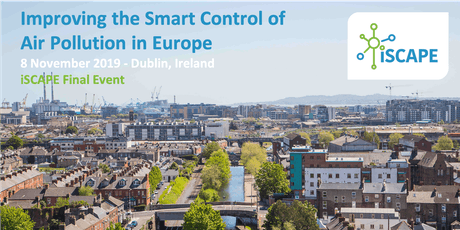 Improving the Smart Control of  Air Pollution in Europe tickets