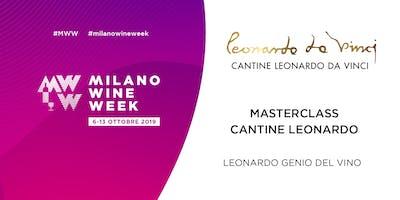 MILANO WINE WEEK_Leonardo Genio del vino