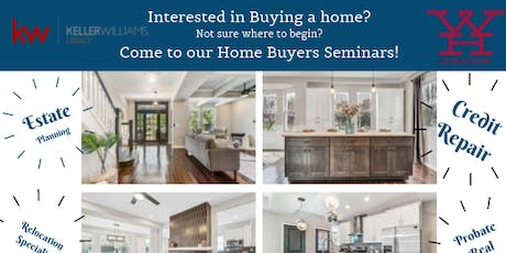 The Wilson Homes Group Home-buying Seminar tickets
