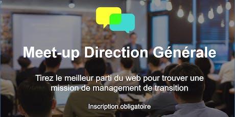 Meet-up Adequancy pour la communauté Direction Générale - 16/10 billets