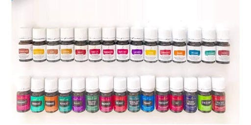 For the Love of Essential Oils!