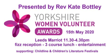 Yorkshire Women Volunteer Awards tickets