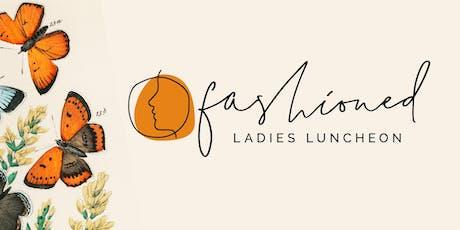 Ladies Luncheon tickets