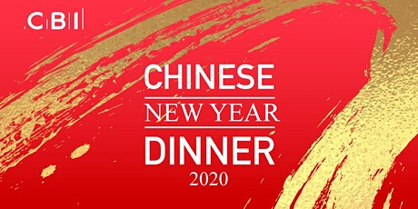 Chinese New Year Dinner tickets