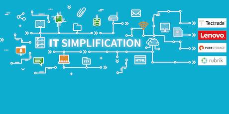 IT Simplification tickets