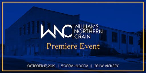 WNC - Williams | Northern | Crain - Premier Party
