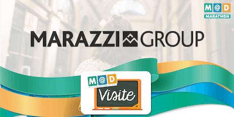 M@D - Visita presso Marazzi biglietti
