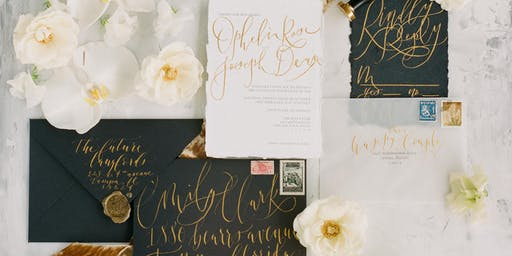 Introduction to Modern Calligraphy Workshop