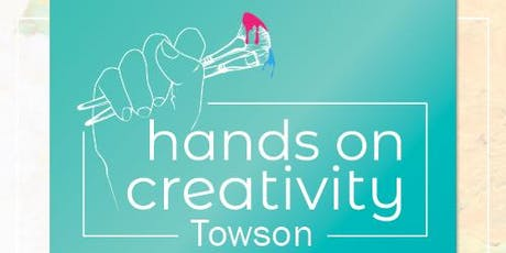 Hands on Creativity! FREE annual art and craft event tickets