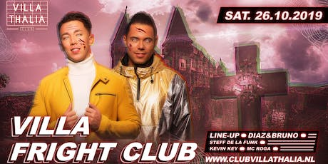Villa Fright Club 26-10 tickets