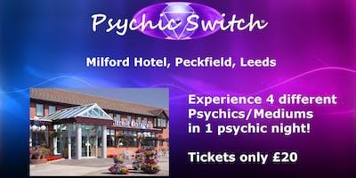 Psychic Switch - Leeds East